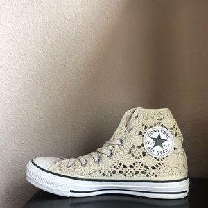 Crochet Converse